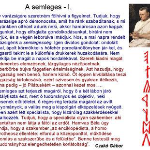 SEMLEGES - I.