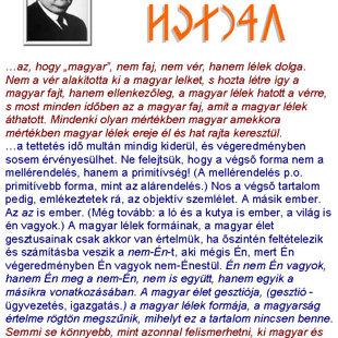 A magyar észjárás